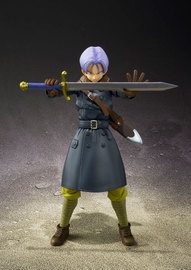S.H.Figuarts Dragon Ball Xenoverse: Trunks - Action Figure