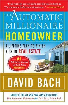 The Automatic Millionaire Homeowner by David Bach image