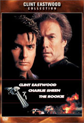 The Rookie on DVD