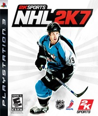 NHL 2K7 for PS3 image