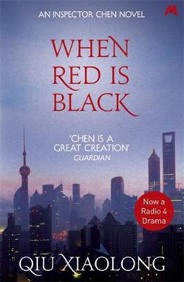 When Red is Black by Qiu Xiaolong image