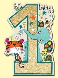 Rachel Ellen: Age 1 Animals