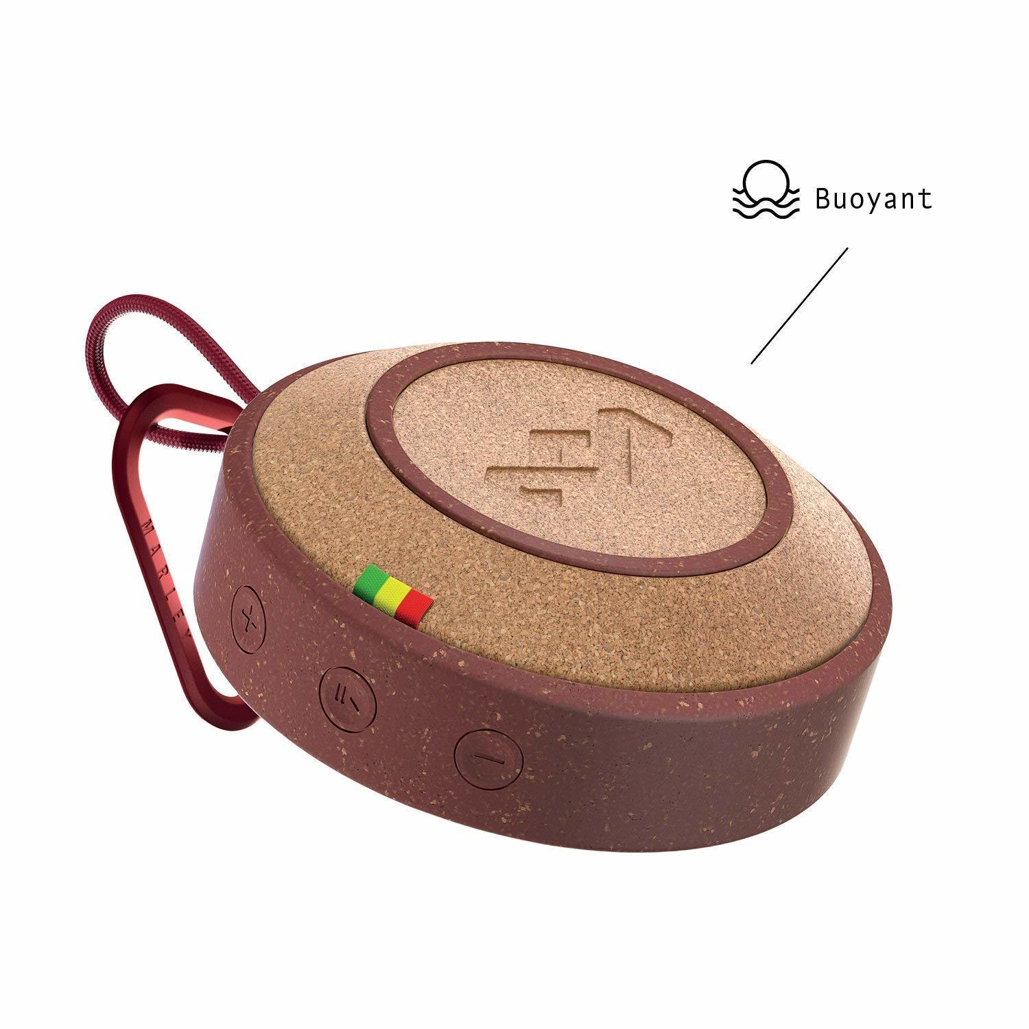 Marley: No Bounds Bluetooth Speaker - Red image