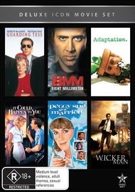 Movie Marathon - Volume 14: Nicholas Cage (6 Pack) on DVD