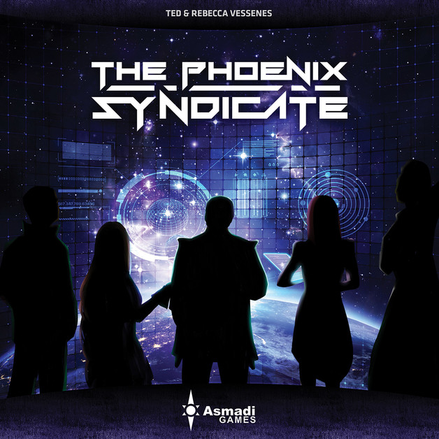 The Phoenix Syndicate - Board Game