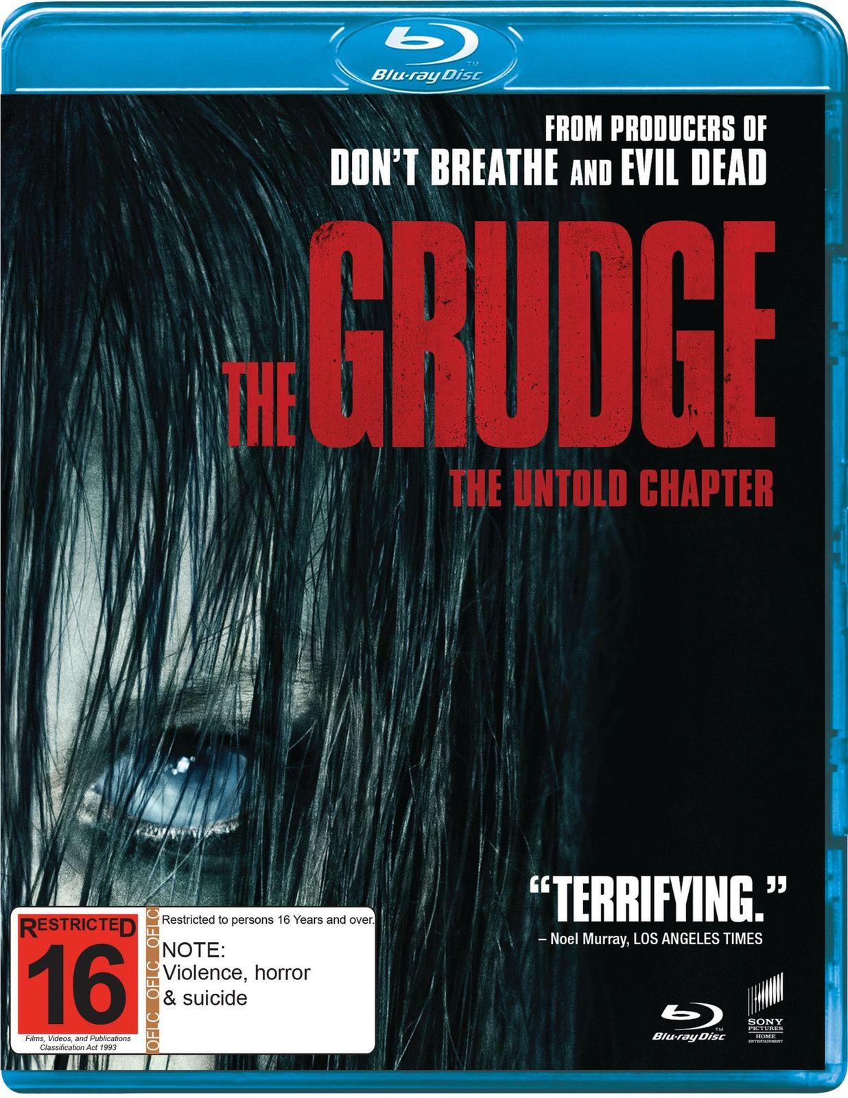 The Grudge (2020) on Blu-ray image