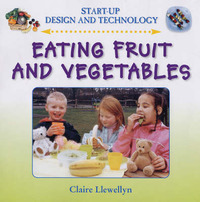 Eating Fruit and Vegetables Big Book by Claire Llewellyn image
