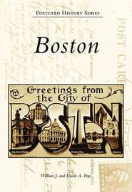 Boston by William J Pepe