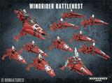 Warhammer 40,000 Eldar Windrider Battlehost
