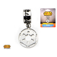 Star Wars Galactic Empire Symbol Dangle Charm image