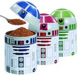 Star Wars Kitchen Storage Jar Set