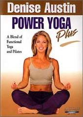 Denise Austin - Power Yoga Plus on DVD
