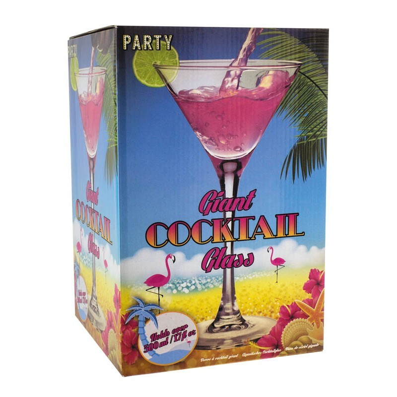 Giant Cocktail Glass image