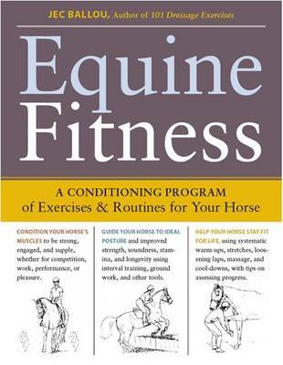 Equine Fitness by Jec Aristotle Ballou image