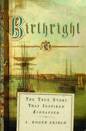 Birthright by A.Roger Ekirch image