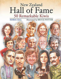 New Zealand Hall of Fame by Maria Gill image