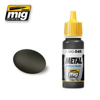 Ammo of Mig Jimenez Gunmetal (17ml)