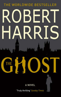 The Ghost by Robert Harris image