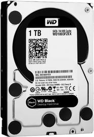 """1TB WD Black 3.5"""" 7200RPM SATA HDD"""