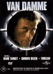 Van Damme Box Set on DVD