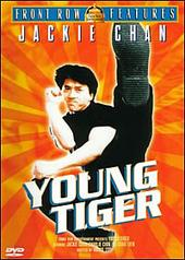 Jackie Chan - Young Tiger on DVD