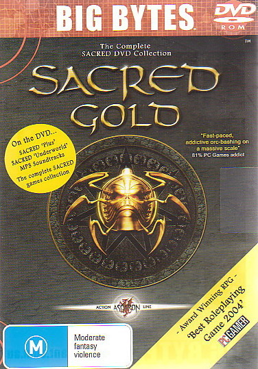 Sacred Gold for PC Games