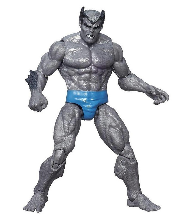 "Marvel Infinite Action Figure Grey Beast 3.75"""
