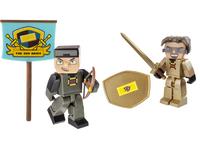 Tube Heroes: Sky Hero Pack Action Figures