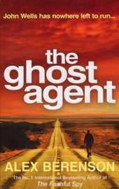 The Ghost Agent by Alex Berenson image
