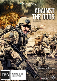 Against The Odds: Season 1 on DVD