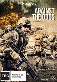 Against The Odds: Season 1 on DVD