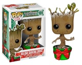 GOTG - Holiday Dancing Groot (Metallic) Pop! Vinyl Bobble Figure