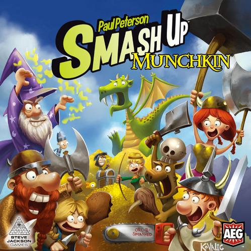 Smash Up: Munchkin Edition