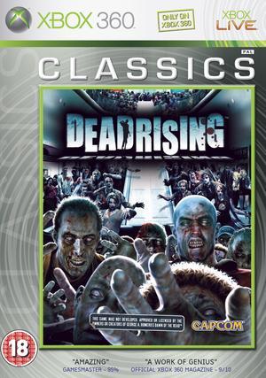 Dead Rising (Classics) for Xbox 360 image