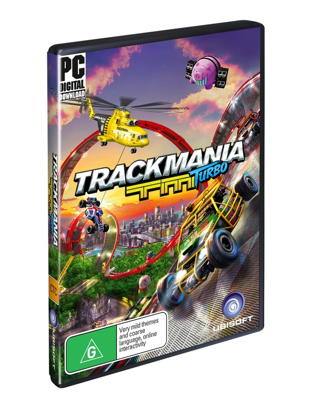 Trackmania Turbo for PC