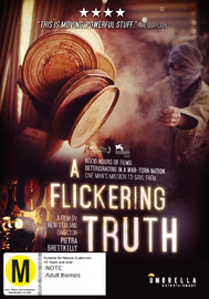 A Flickering Truth on DVD image