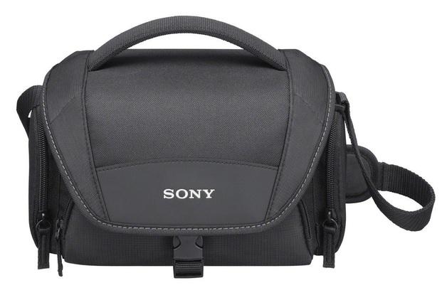 Sony: LCSU21 Medium Carry Case (Black)