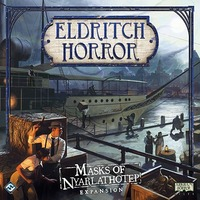 Eldritch Horror: Masks of Nyarlathotep - Expansion