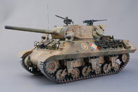 Academy 1/35 U.S. Army M10 Gmc Tank D-Day Scale Model Kit