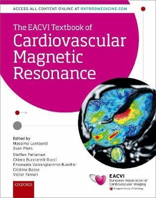 The EACVI Textbook of Cardiovascular Magnetic Resonance by Victor Ferrari