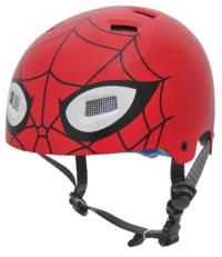 Azur: T35 Multi-Sport Helmet - Spider-Man