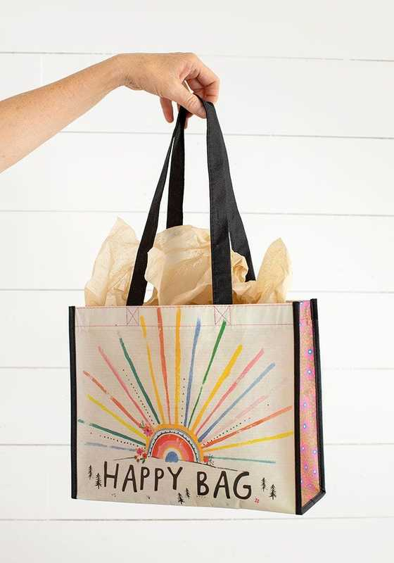 Natural Life: Happy Bag - Sunrise Burst (Large)