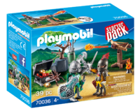 Playmobil: Starter Pack - Knight's Treasure Battle (70036)