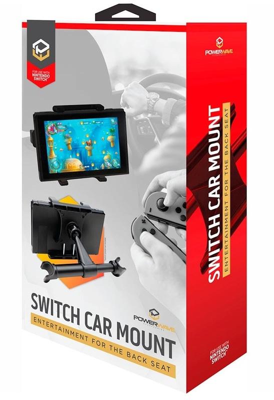 Powerwave Switch Car Mount for Switch