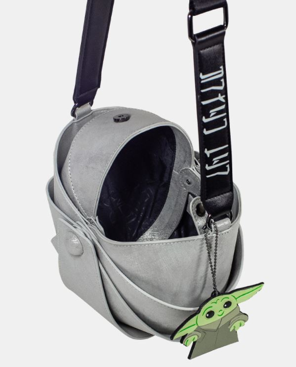Danielle Nicole: Star Wars Mandalorian: The Child Carriage Crossbody