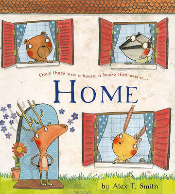 Home by Alex T Smith