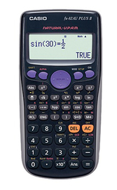 Casio FX82-AU PLUS ii Scientific Calculator
