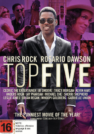 Top Five on DVD