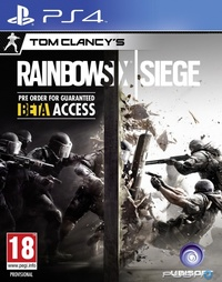Tom Clancy's Rainbow 6 Siege for PS4