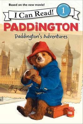 Paddington: Paddington's Adventures by Annie Auerbach image